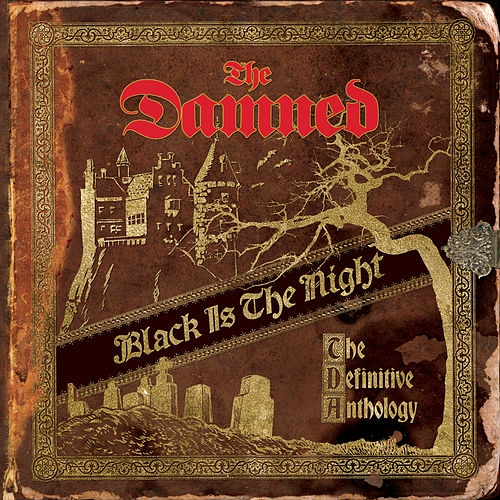 Black Is The Night de The Damned