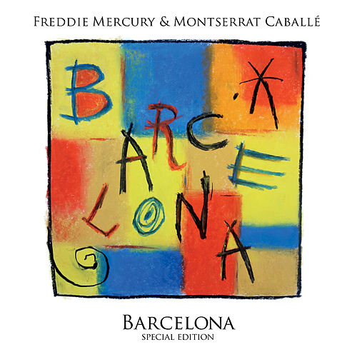 Barcelona (Special Edition) von Freddie Mercury