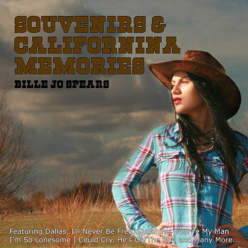 Souvenirs & California Memories by Billie Jo Spears