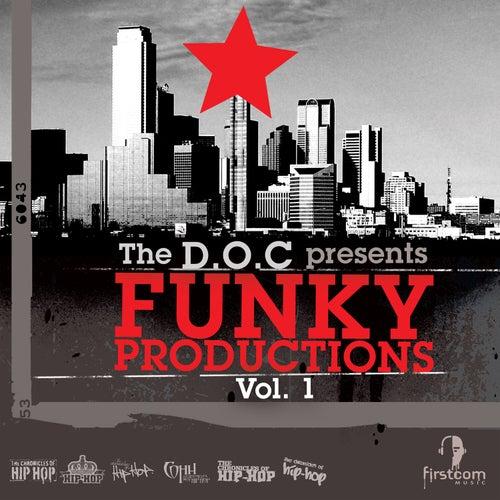 Funky Productions, Vol. 1 de The D.O.C.