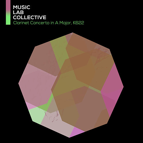 Clarinet Concerto in A Major, K622 von Music Lab Collective