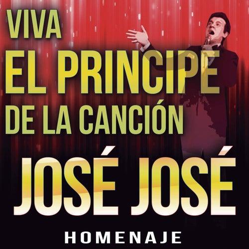 Viva El Príncipe De La Canción José José Homenaje de Various Artists
