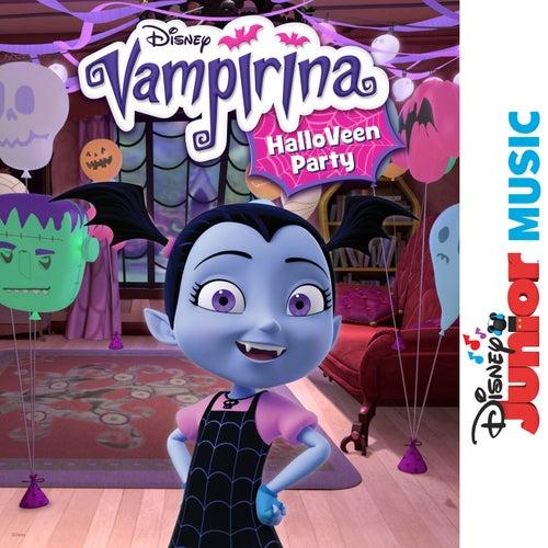 Disney Junior Music: Vampirina HalloVeen Party by Cast - Vampirina