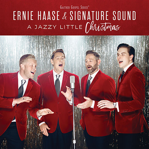 A Jazzy Little Christmas by Ernie Haase