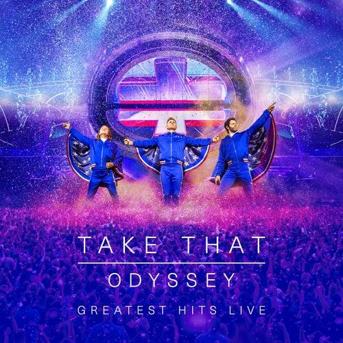 Cry (Live) von Take That