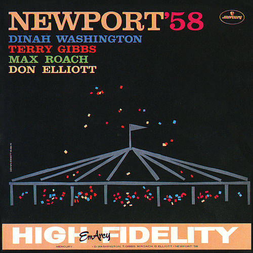 Newport '58 (Live) by Dinah Washington