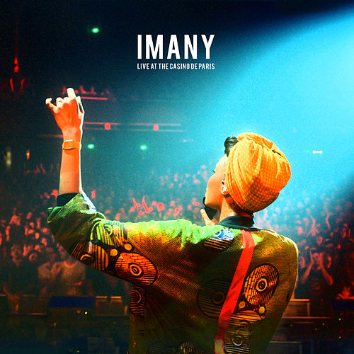 Time Only Moves de Imany