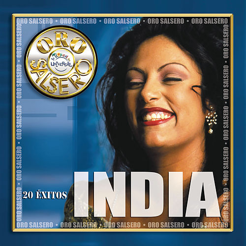 Oro Salsero (20 Éxitos) von India