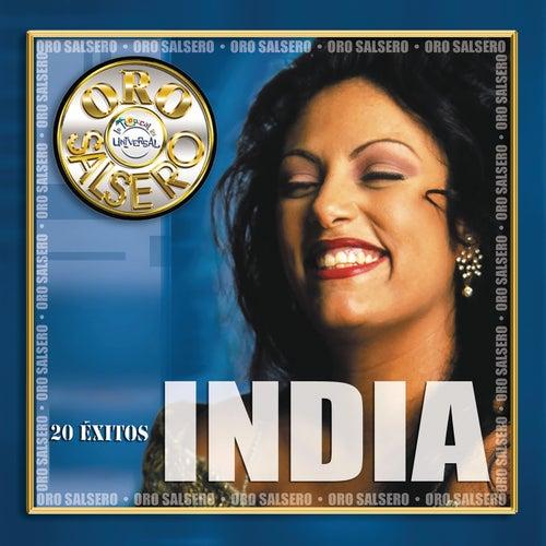 Oro Salsero (20 Éxitos) de India