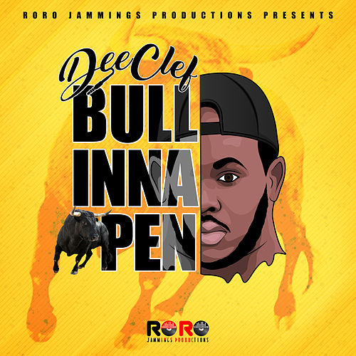 Bull Inna Pen by Deeclef