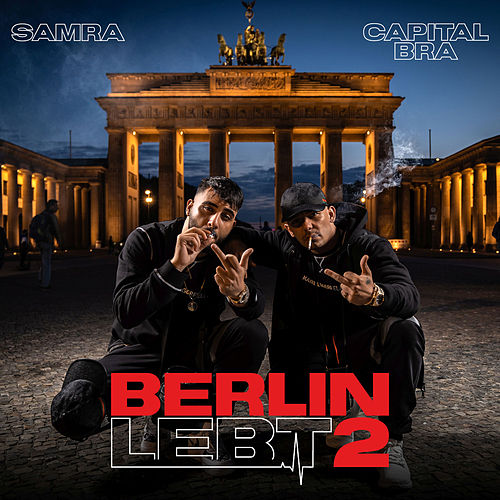 Berlin lebt 2 de Capital Bra