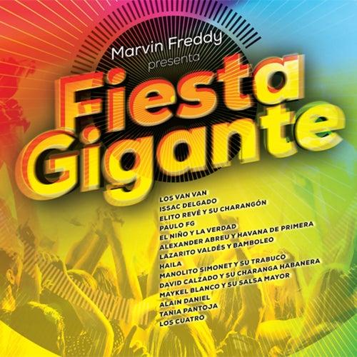 Fiesta Gigante by German Garcia