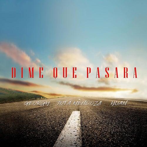 Dime Que Pasara (Remix) de Jota Mendoza