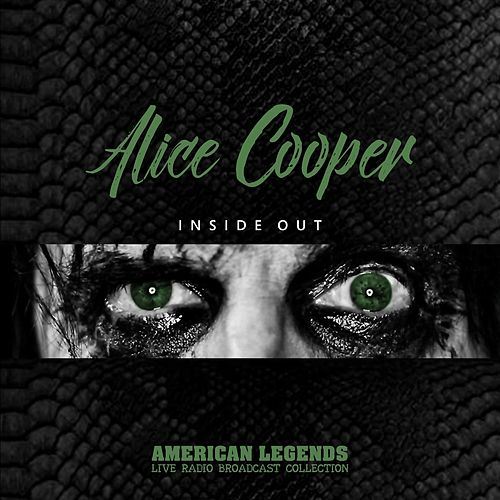 Alice Cooper - Inside Out de Alice Cooper
