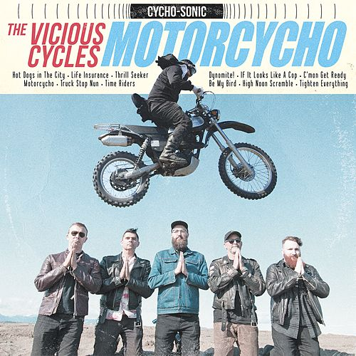Hot Dogs in the City by The Vicious Cycles