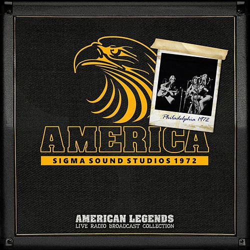 America - Sigma Sound Studios 72 de America