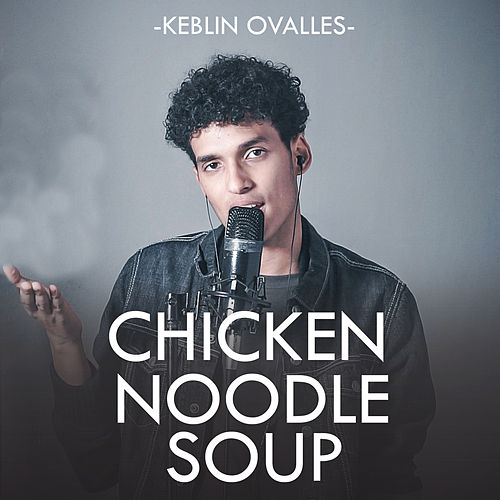 Chicken Noodle Soup von Keblin Ovalles
