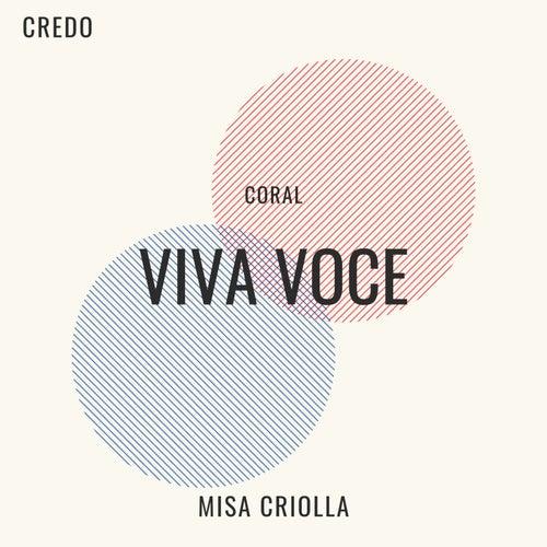 Credo Misa Criolla de Coral Viva Voce (Dir. Nicolás Loza)