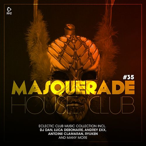 Masquerade House Club, Vol. 35 de Various Artists