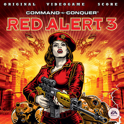 Command & Conquer: Red Alert 3 (Original Soundtrack) by EA Games Soundtrack