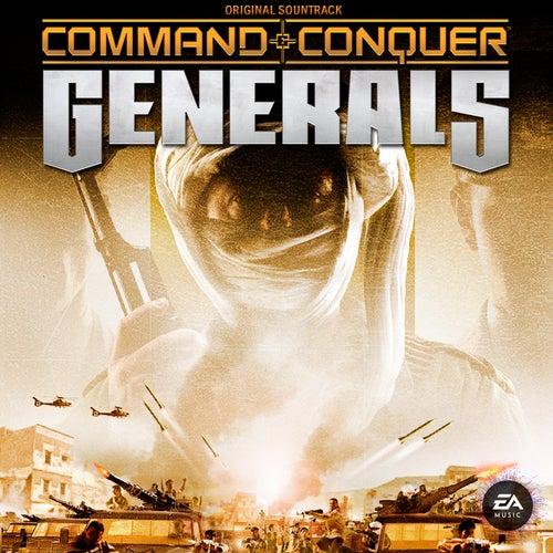 Command & Conquer: Generals (Original Soundtrack) by Bill Brown
