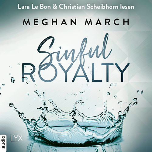 Sinful Royalty - Tainted Prince Reihe 3 (Ungekürzt) von Meghan March