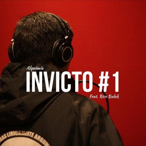 Invicto #1 by Alquimia