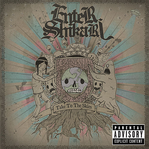 Take To The Skies (I-Tunes) by Enter Shikari