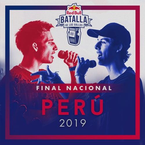 Final Nacional Perú 2019 de Red Bull Batalla de los Gallos