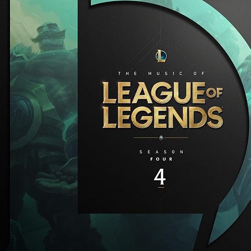 The Music of League of Legends - Season 4 von League of Legends