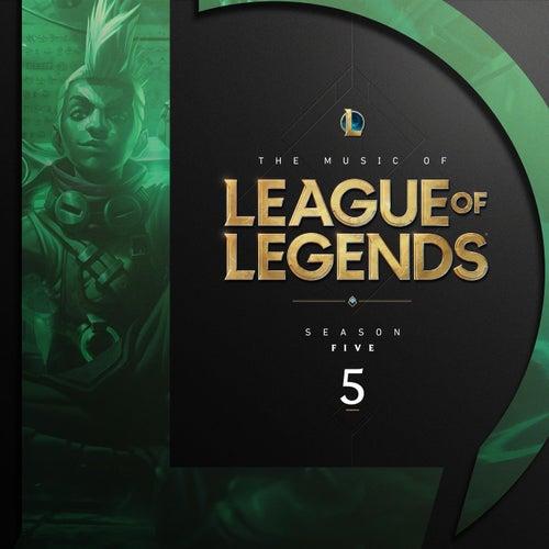 The Music of League of Legends - Season 5 von League of Legends