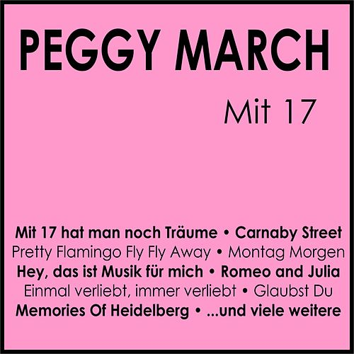 Mit 17 de Peggy March
