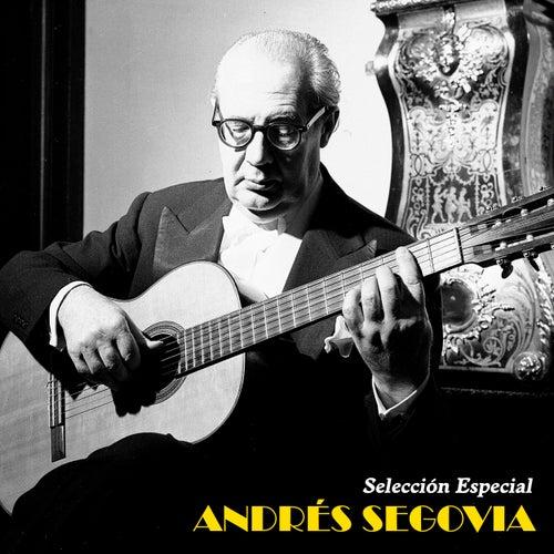 Selección Especial (Remastered) de Andres Segovia
