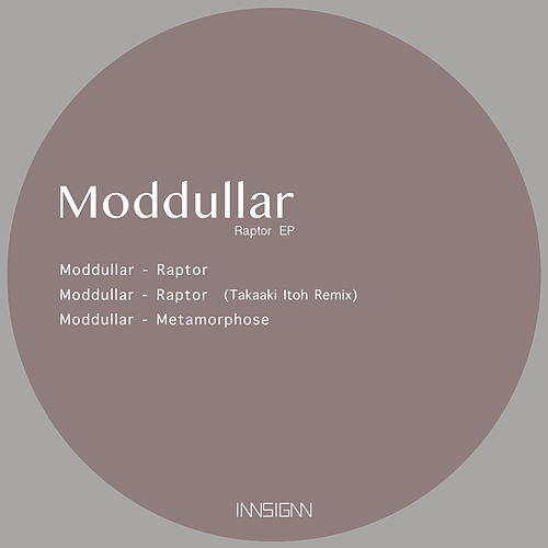 Raptor EP by Moddullar