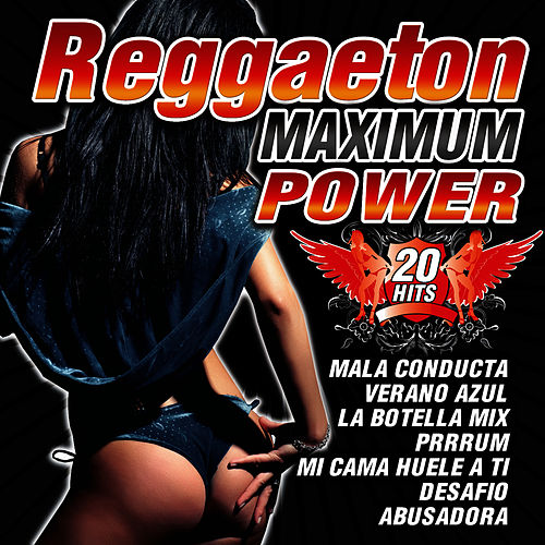 Reggaeton Maximum Power de Reggaeton Latino
