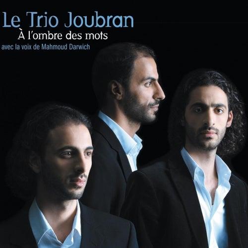 À l'ombre des mots (Avec la voix de Mahmoud Darwich) de Le Trio Joubran