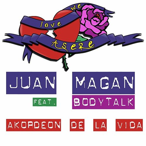 Akordeon de la vida de Juan Magan