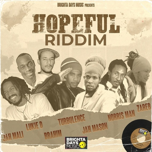 Hopeful Riddim by Various Artists