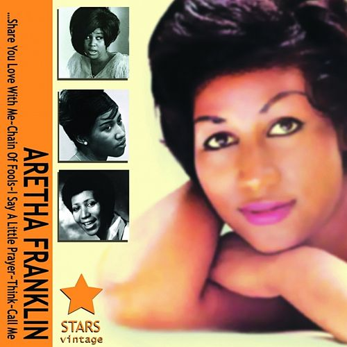 Aretha Franklin by Aretha Franklin