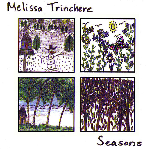 Seasons (Special Edition) by Melissa Trinchere