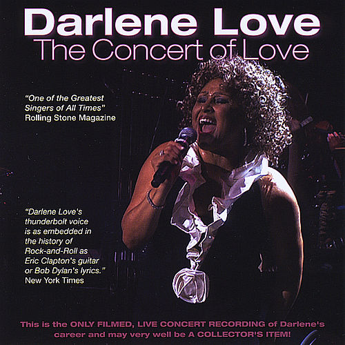 The Concert of Love de Darlene Love