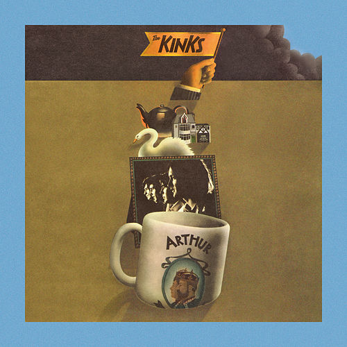 Australia di The Kinks