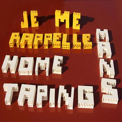 Je me rappelle by Hometaping X Mans1