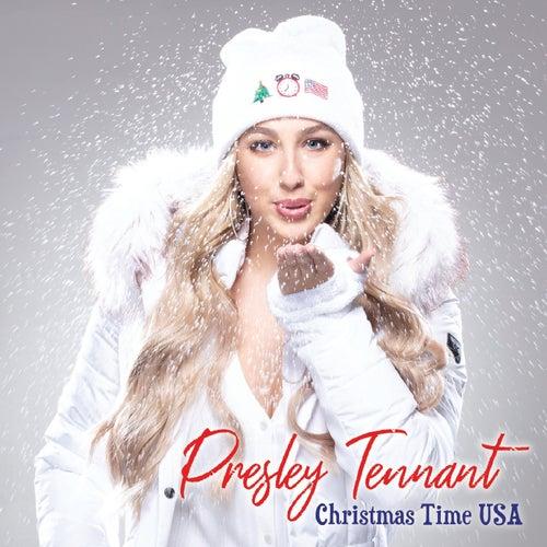 Christmas Time Usa de Presley Tennant