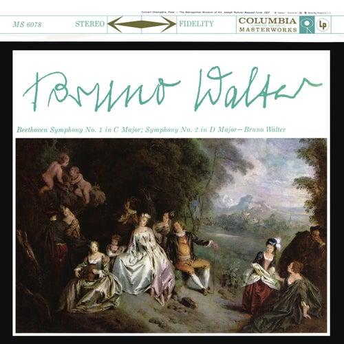 Beethoven: Symphonies Nos. 1 & 2 (Remastered) von Bruno Walter