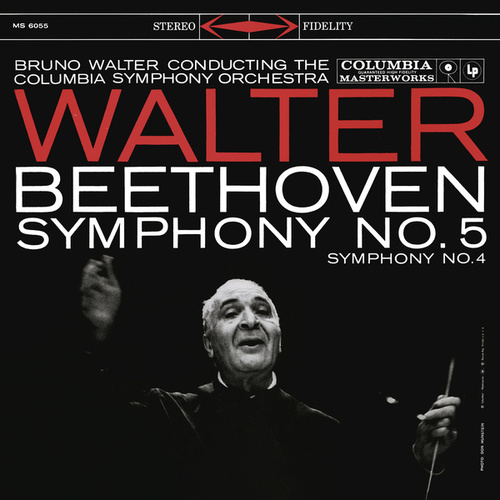 Beethoven: Symphonies Nos 4 & 5 (Remastered) by Bruno Walter