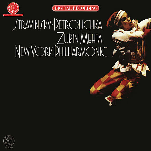 Stravinsky: Pétrouchka (1947 Version) di Zubin Mehta