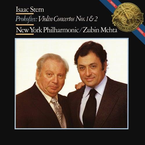 Prokofiev: Violin Concertos Nos. 1 & 2 by Isaac Stern