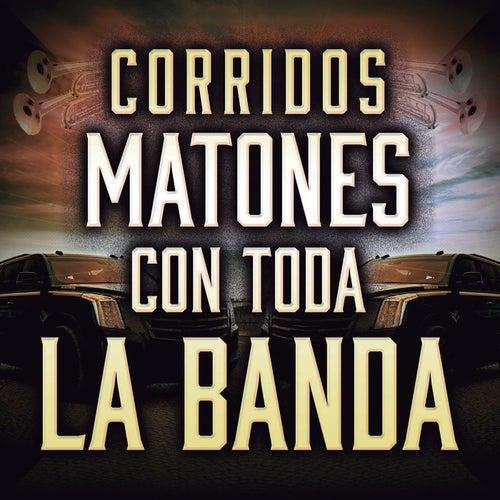 Corridos Matones Con Toda La Banda by Various Artists