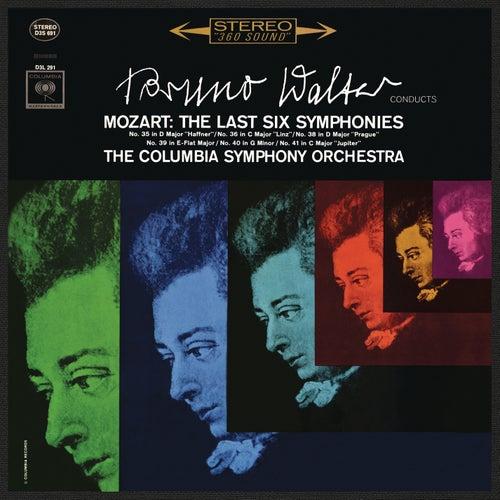 Mozart: The Last Six Symphonies (Remastered) de Bruno Walter